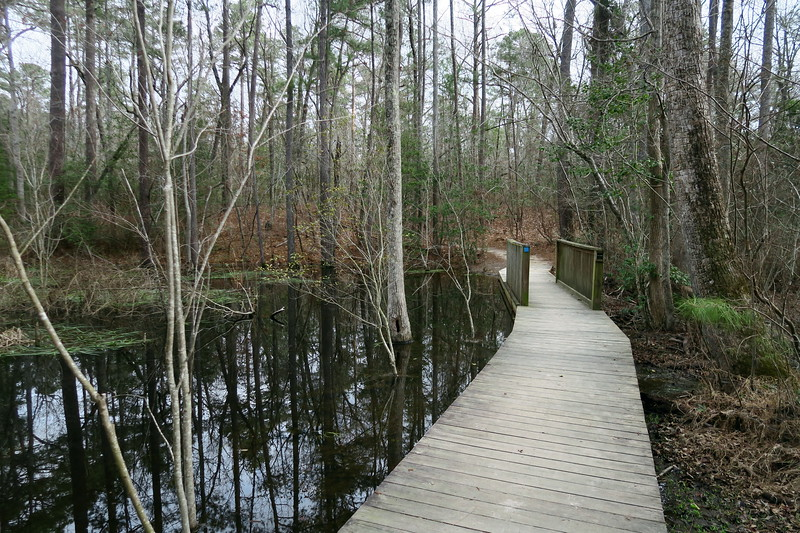 Moccasin Crossing Trail