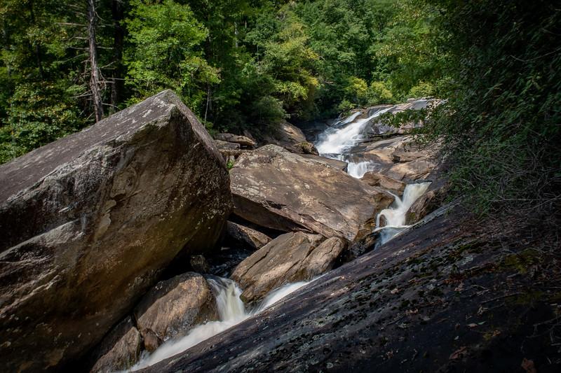 Bear Rock Falls