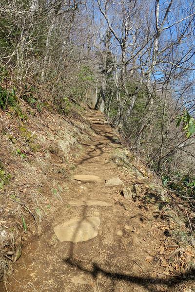 Snowball Trail -- 5,100'