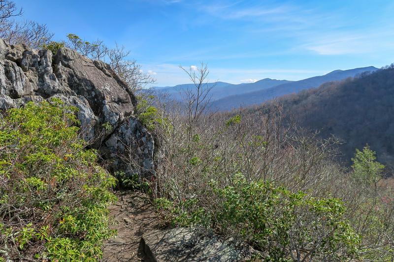 Hawkbill Rock -- 4,940'