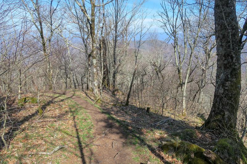 Snowball Trail -- 5,170'