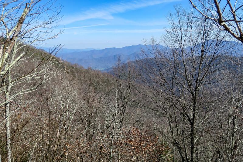 Snowball Trail -- 5,070'