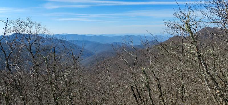 Snowball Trail -- 5,020'