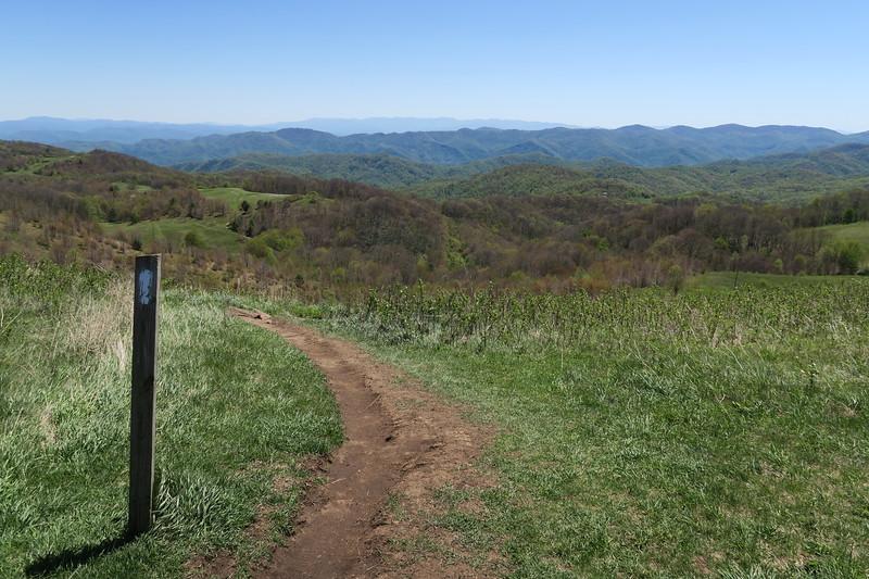 Appalachian Trail -- 4,540'