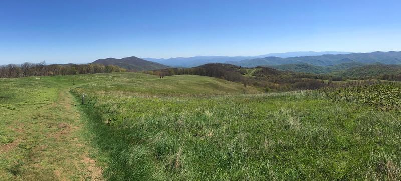Appalachian Trail -- 4,500'