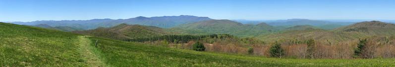 Appalachian Trail -- 4,620'