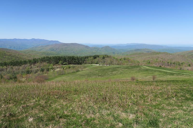 Appalachian Trail -- 4,580'