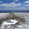 Max Patch summit, 4,616 feet...