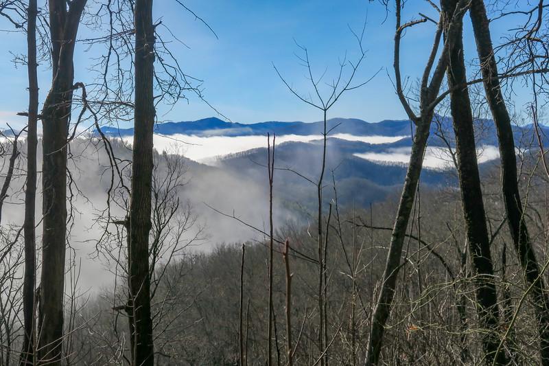 Appalachian Trail -- 2,760'