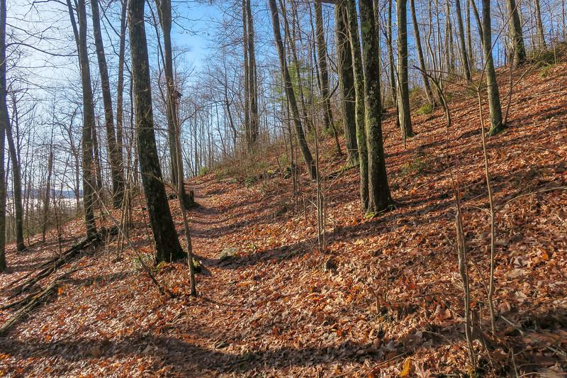 Appalachian Trail -- 2,800'