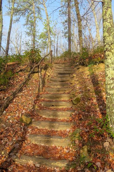 Appalachian Trail -- 2,270'
