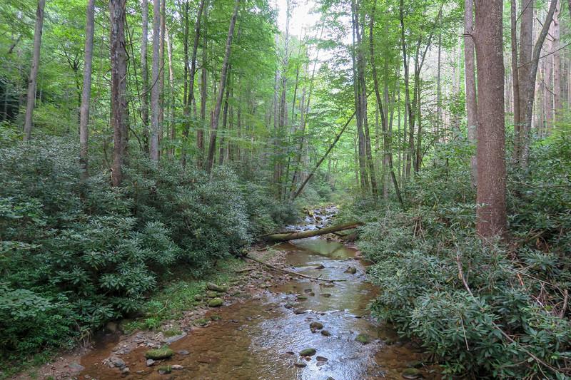 Hickey Fork Creek