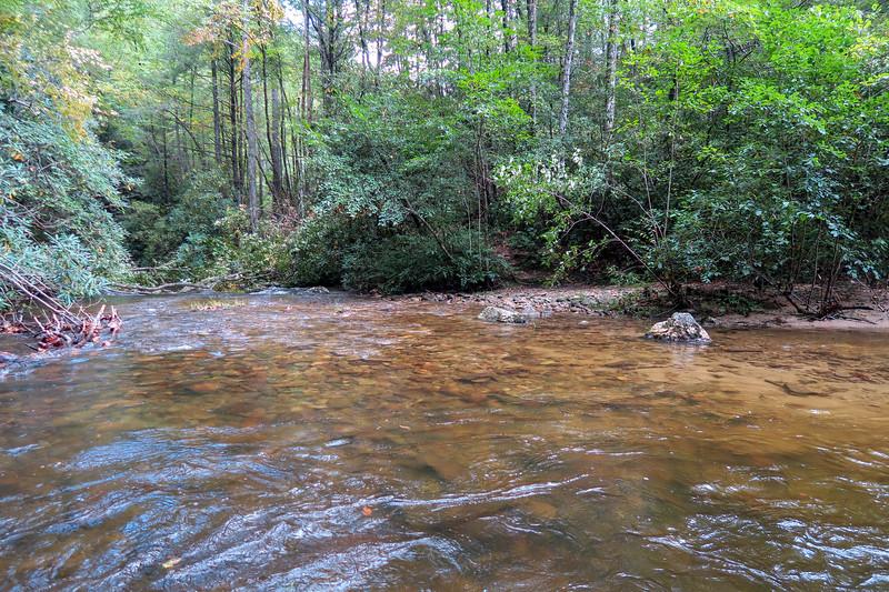 North Harper Creek Trail Ford