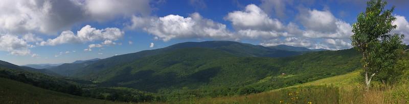 Appalachian Trail - 4,920'
