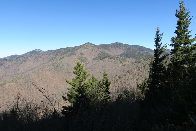 Blue Ridge Pinnacle Trail -- 5,350'