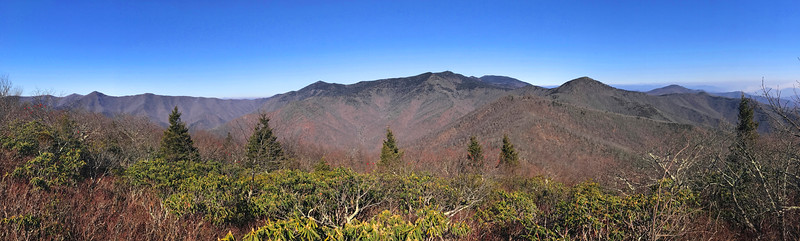 Graybeard Mountain -- 5,408'