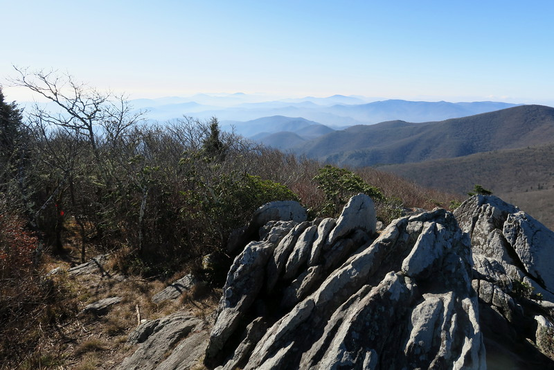 Blue Ridge Pinnacle -- 5,665'