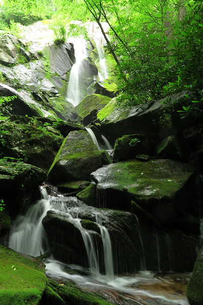 Burnthouse Branch Falls