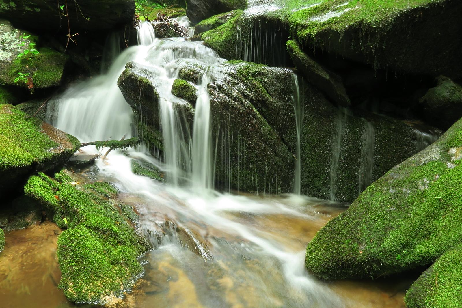 Burnthouse Branch Falls