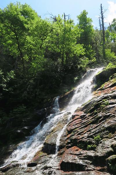 Lower Catawba Falls
