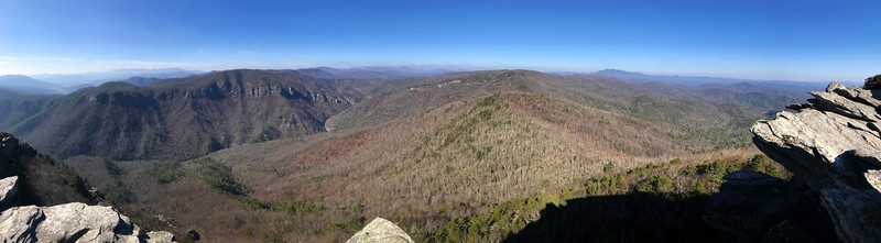 Hawksbill Mountain Summit