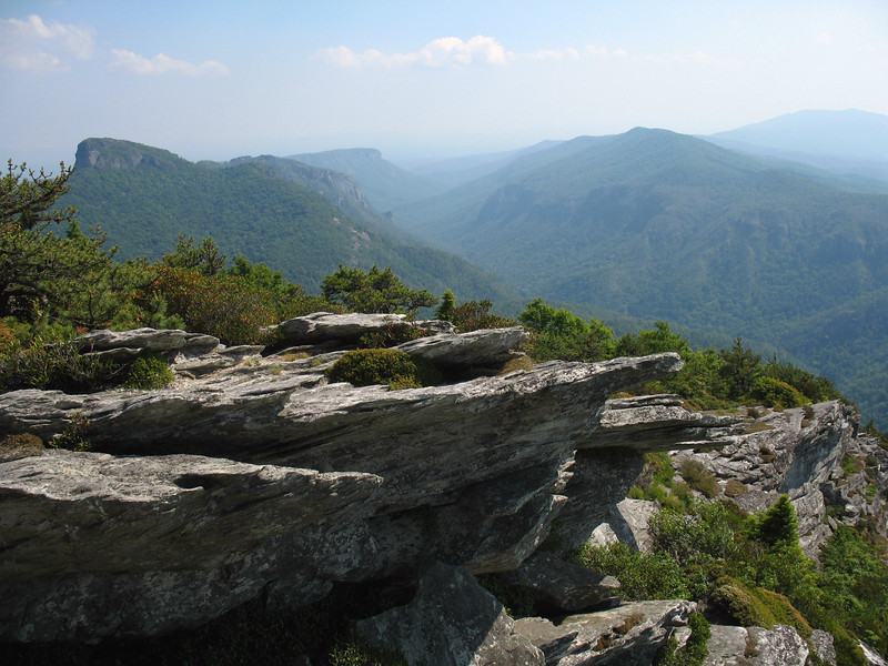 Another look at the Linville Gorge