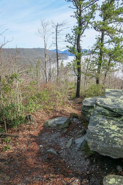 Mountains-to-Sea Trail -- 2,800'
