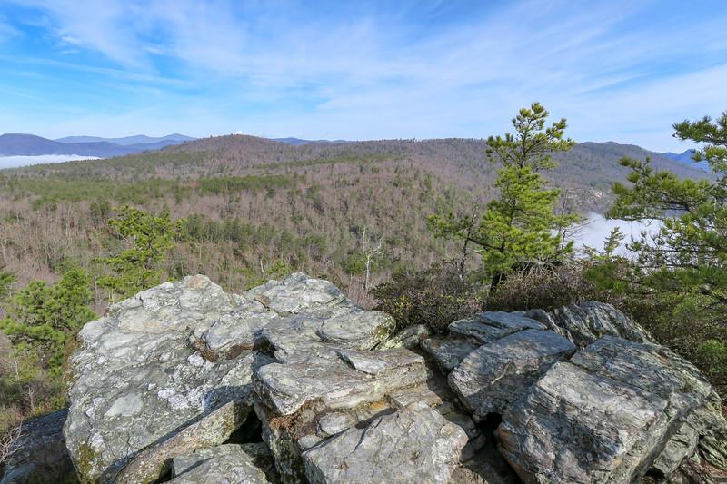 Pinnacle -- 2,850'