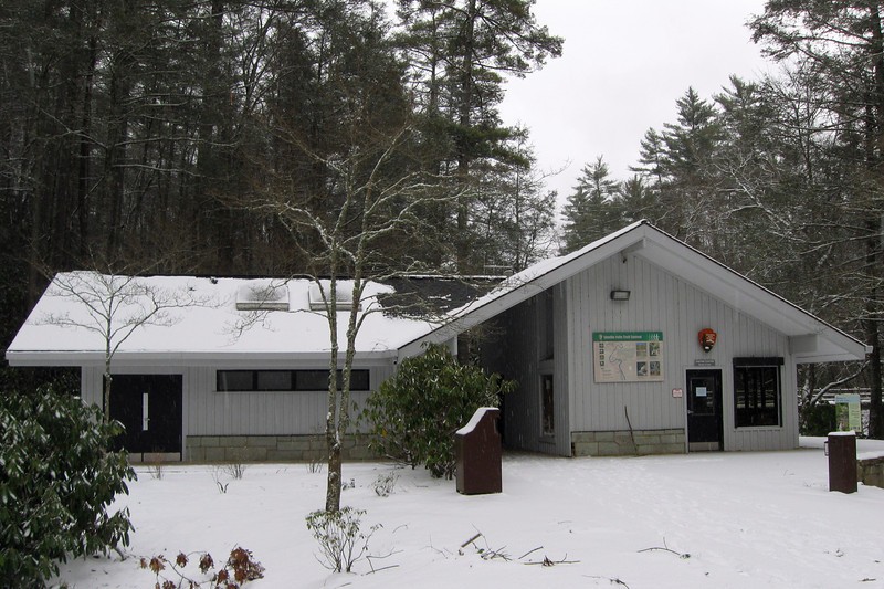 Linville Falls Visitor Center