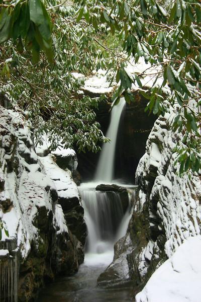 Duggers Creek Falls