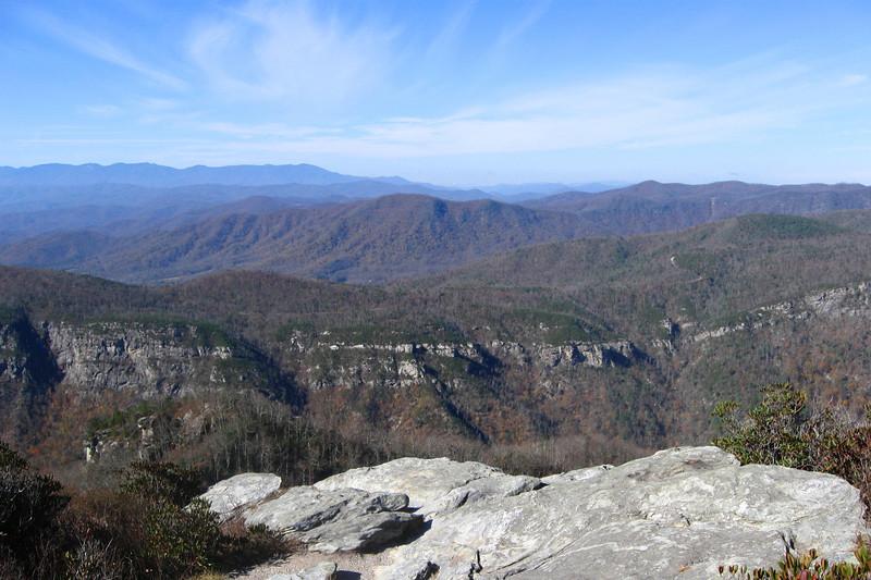 Table Rock Summit Trail -- 4,000'