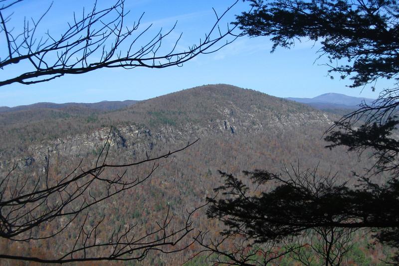 Table Rock Gap Trail (MST) -- 3,550'