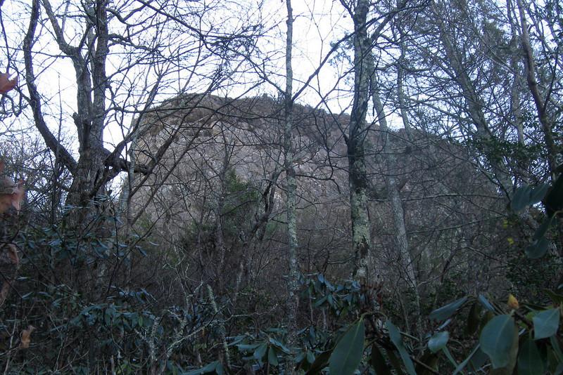 Table Rock Gap Trail (MST) -- 3,480'