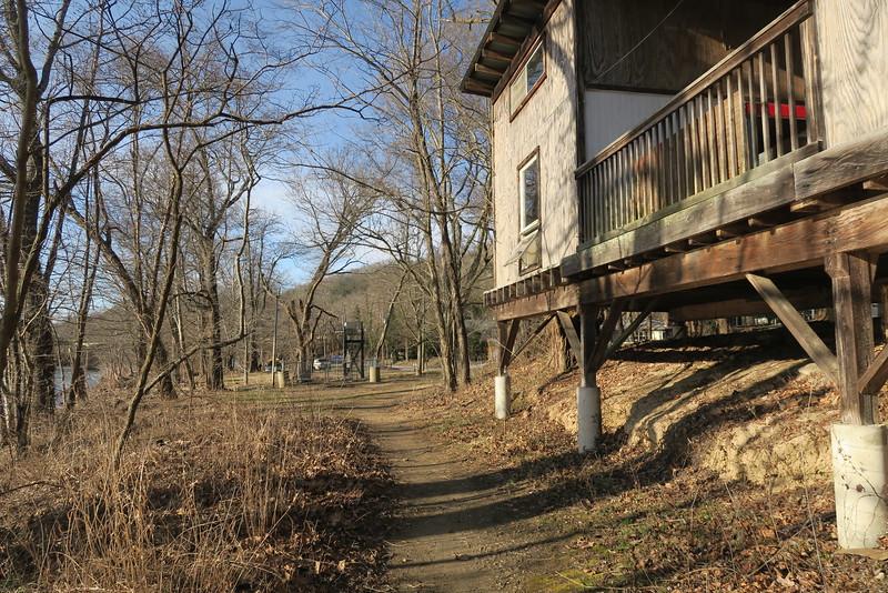 Appalachian Trail - NOC Outpost
