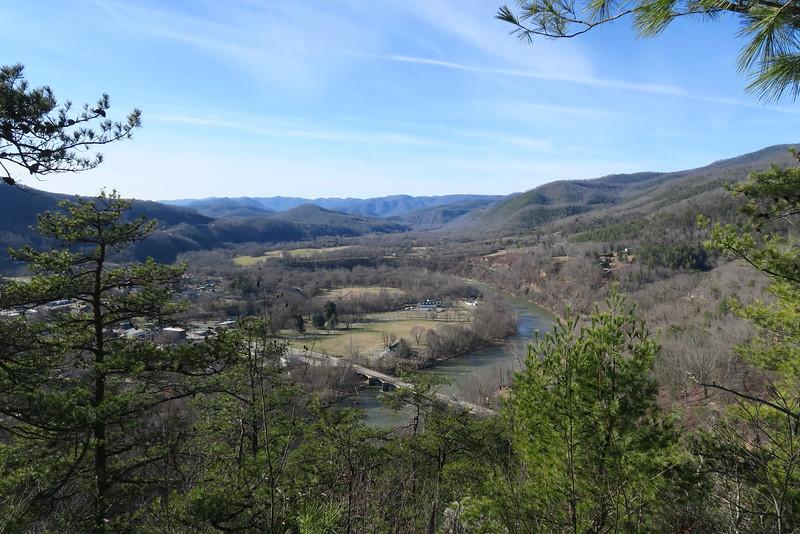 Appalachian Trail - Overlook #1