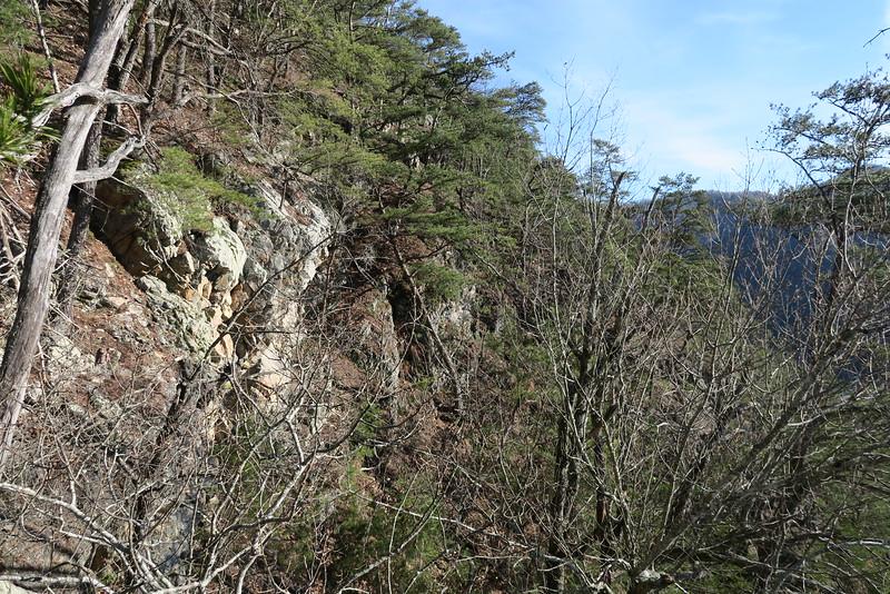 Lover's Leap Ridge