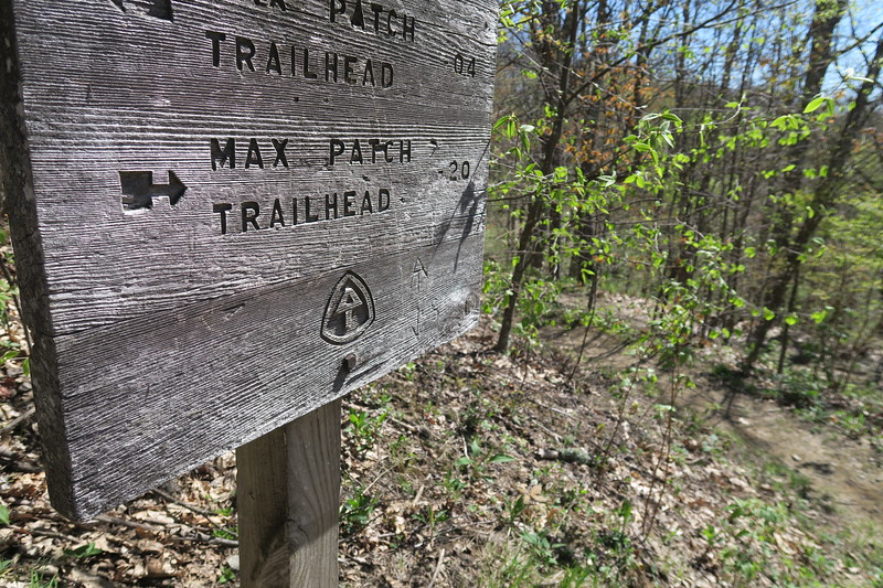 Max Patch Loop-Appalachian Trail Junction -- 4,400'