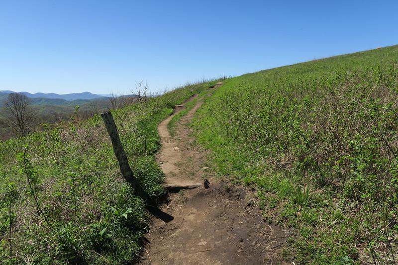 Appalachian Trail -- 4,450'