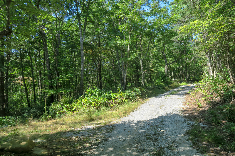 Forest Road 106 Alternate Trailhead