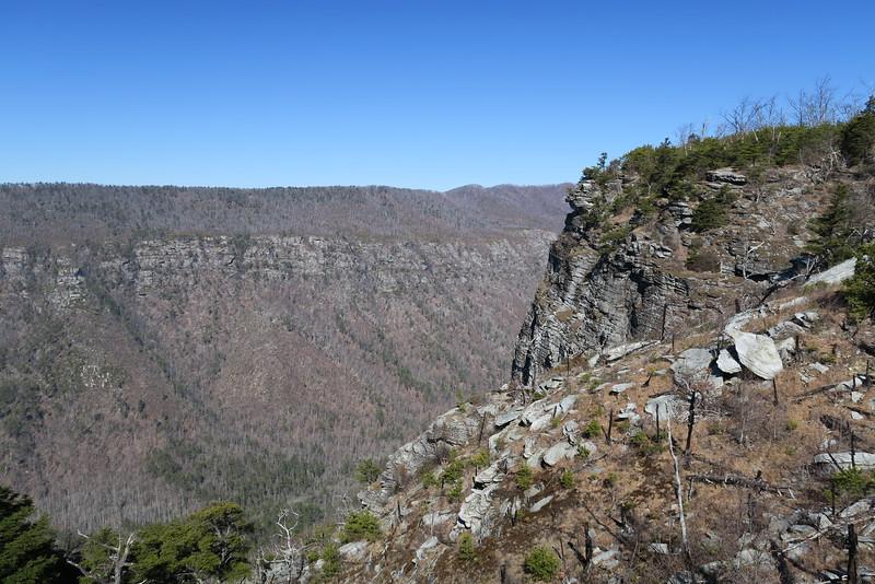Shortoff Mountain Trail - 2,850'