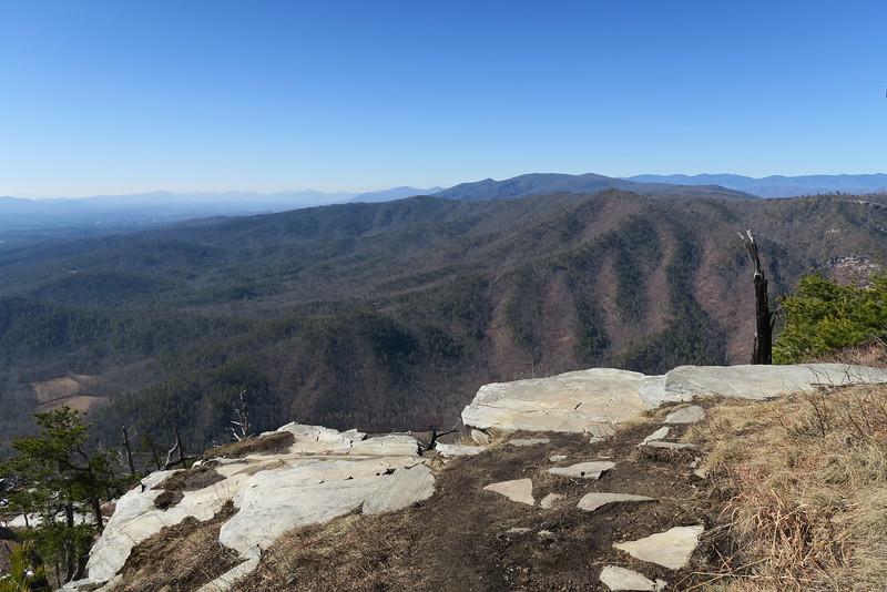 Shortoff Mountain Trail - 2,800'