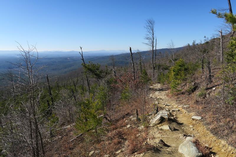 Shortoff Mountain Trail - 2,300'