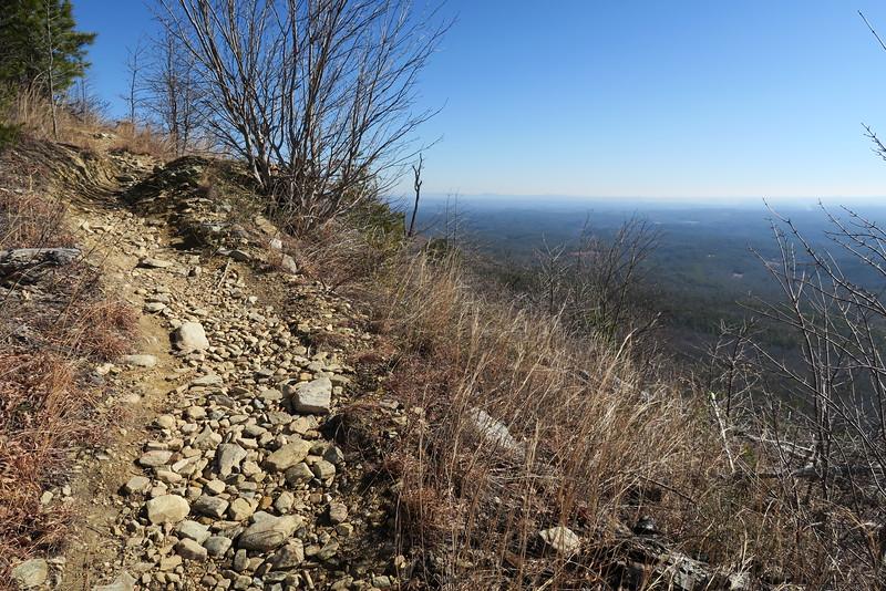Shortoff Mountain Trail - 2,350'