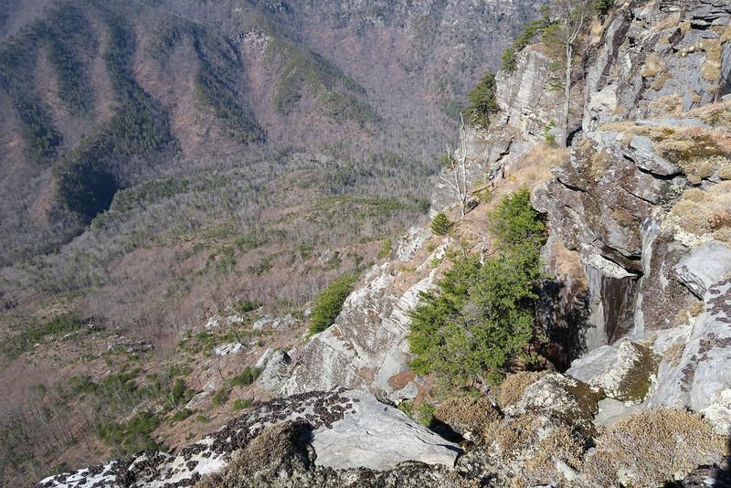 Shortoff Mountain Trail - 2,830'