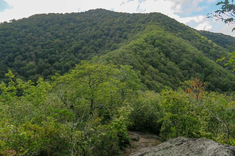 Snowball Trail -- 4,920'