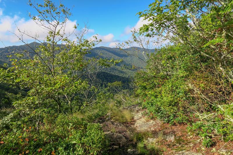 Snowball Trail -- 4,880'