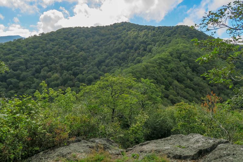 Hawkbill Rock -- 4,920'