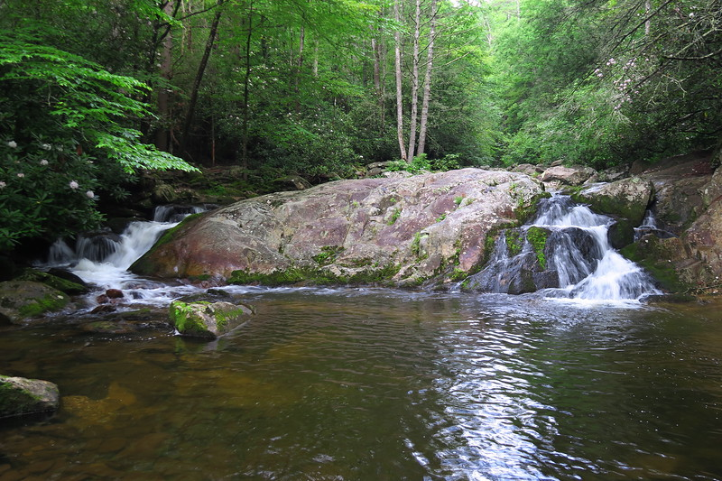 Steels Creek Cascade