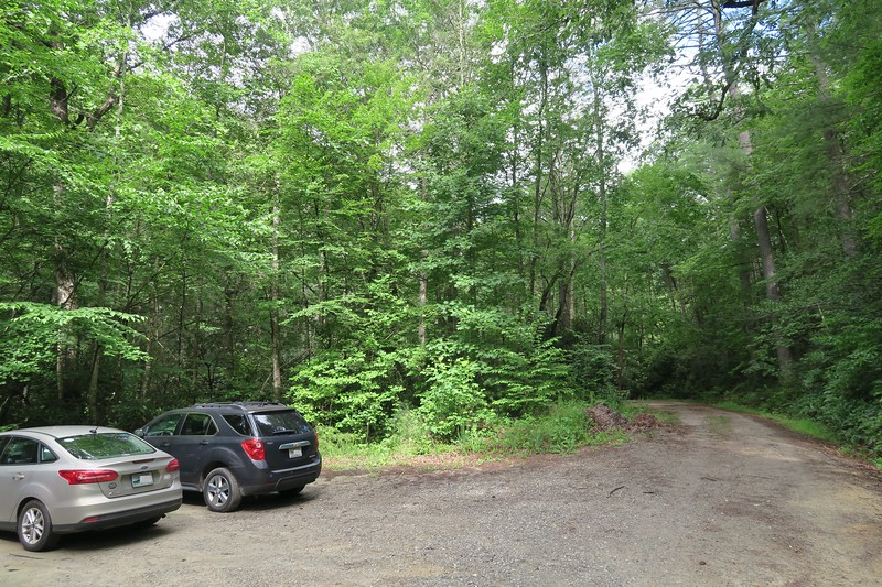 Forest Road 228 (God's Country) Trailhead