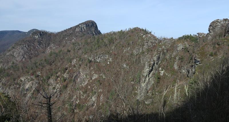 Mountains to Sea Trail -- 3,420